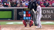 【回放】MLB季后赛:太空人vs国民 第三局